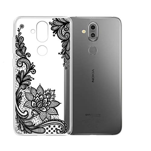 clear bumper case for nokia 8.1