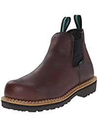 Georgia Boot Men's Georgia Giant St Romeo Boots Work Shoe