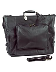 Claire Chase Garment Bag, Cafe, One Size