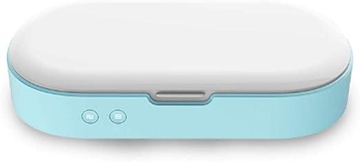 DSHUJC teléfono Celular desinfectante, esterilizador UV Smartphone ...