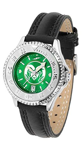 Colorado State Rams Competitor AnoChrome Women's Watch by SunTime