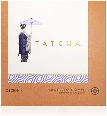 Blotting Papers: Tatcha Aburatorigami Japanese Blotting Papers