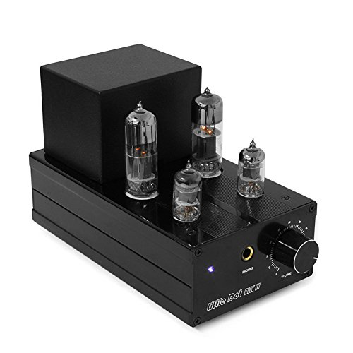 Little Dot MK2 MKII 6J1 X2 6N6 X2 Headphone Amp Amplifier Pre-Amp Tube