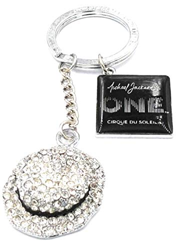 ABSOLUTELY BEYOND AMAZING Michael Jackson ONE Engraved Keyring & Plaque. GORGEOUS Exquisite & a Crazy Perfect Gift for the King of Pop MJ Fan! ()