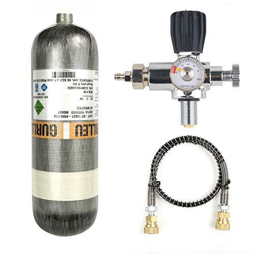 IORMAN 9L Carbon Fiber Tank 4500psi DOT Approved