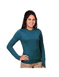 Nozone Women's Versa-T Long Sleeved Sun Protective Shirt - UPF 50+
