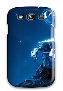 2343317K90147082 Hot Fashion Design Case Cover For Galaxy S3 Protective Case (wall E Game)