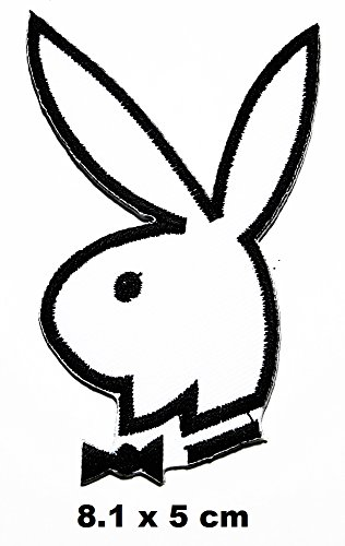 playboy-bunny-rabbit-patch-iron-on-logo-vest-jacket-cap-hoodie-backpack-patch-iron-on-sew-on-patch
