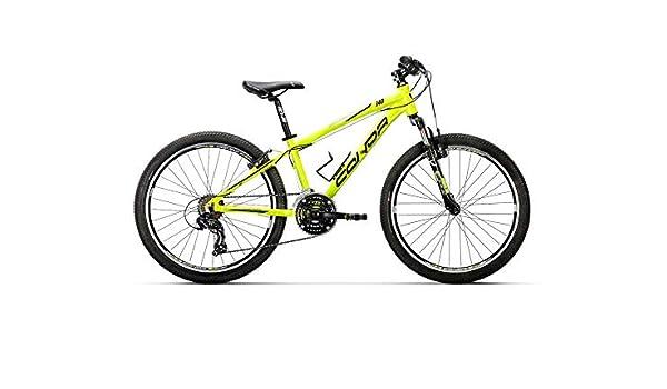 Conor 340 21S Bicicleta Ciclismo, Adultos Unisex, Amarillo, Talla Única: Amazon.es: Deportes y aire libre