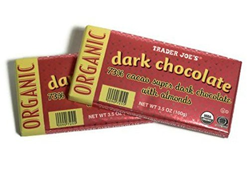 Trader Joes Organic Chocolate Almonds