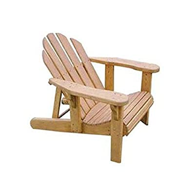 Woodworking Project Paper Plan to Build Adjustable Adirondack Chair from Woodcraft Supply