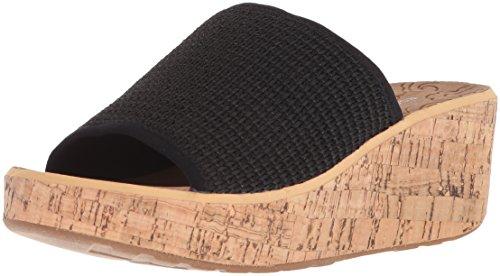 Sandalo Da Scivolo Intrecciato Da Donna