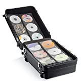 Slappa Accessories 600 Series Hard Body CD Case