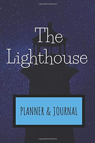 The Lighthouse Planner & Journal: Write your dreams and vision down in this inspirational journal.- Take the time to review your dreams and make adjustments