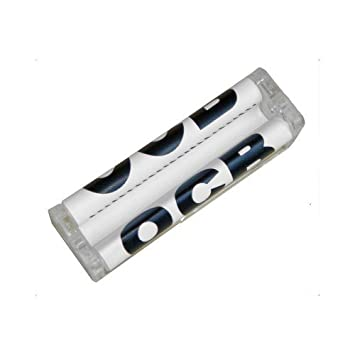 Ocb 78mm Rolling Machine Black White Pack Of 1