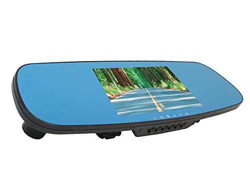 DS18 SMARTEAGLE Rearview Smart Mirror with 4.3