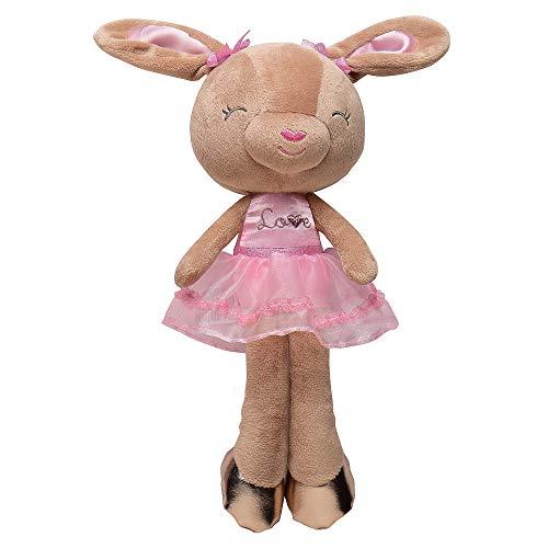 Baby Starters Sweet Melanie Plush Bunny Doll