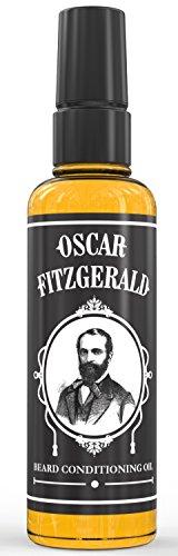 Bart Öl (Beard Oil) - Luxuriöse Bartpflege & Conditioner mit Mineralien, Avocado, Jojoba, Argan, Mandel & Rizinusöl für Männer - 100ml