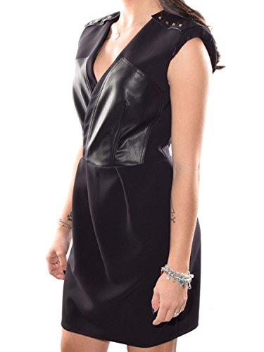 110 Damen Kleid Nero Elisabetta Franchi a7Hngp