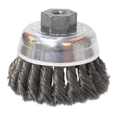 (Knot-Style Cup Brushes, 2 3/4