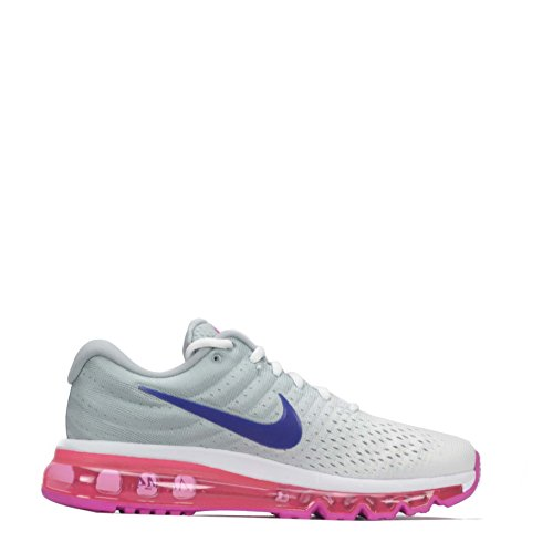 Nike Womens Air Max 2017 Running Trainers 849560 Sneakers Shoes (UK 3 Us 5.5 EU 36, White Concord Wolf Grey 146)