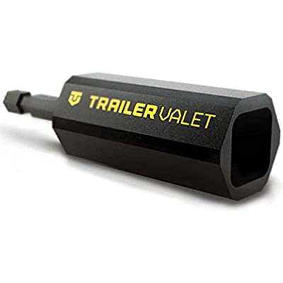 Trailer Valet TVDA Jack/Leveler & Chock: Automotive