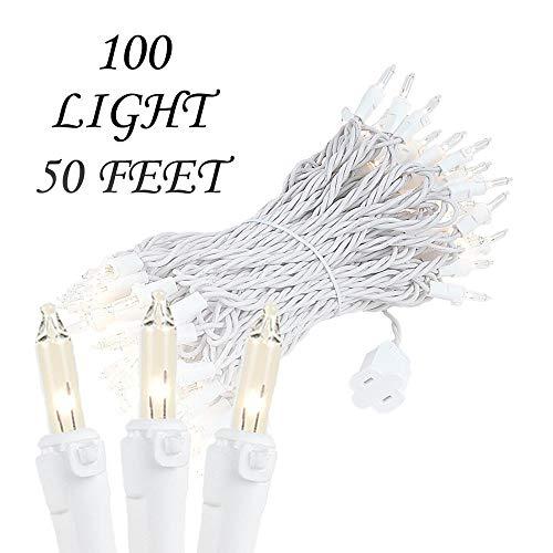 100 Bulb Led Christmas Lights in US - 5