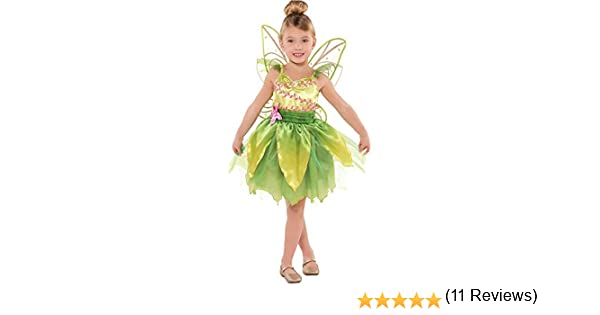 SUIT YOURSELF Disfraz clásico de Campanilla de Halloween para ...