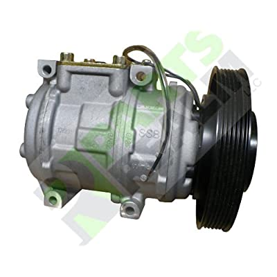 Parts Realm CO-2789AP New Compressor: Automotive