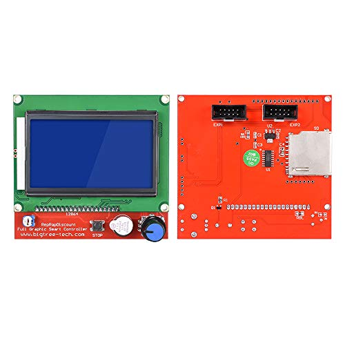 WitBot Open Source Tango V1.0 Upgrade Rumba 3D Printer Motherboard with TMC2130/A4988/DRV8825 Driver for 12864 LCD for Reprap Mendel by WitBot (Image #2)