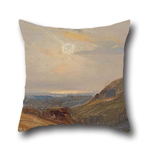Bristol Sofa - Pillowcase 18 X 18 Inch / 45 By 45 Cm(twice Sides) Nice Choice For Floor,kids Boys,sofa,floor,dining Room,adults Oil Painting William James Muller - Cleve Toot, Near Bristol