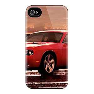 Best Hard Cell-phone Case For Iphone 5C With Custom Stylish Dodge Challenger Skin JamieBratt