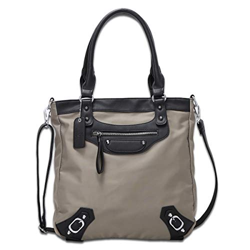 dd4d98f77049 ZOCAI Shoulder Bags for Women, Top Handle Handbag Purse Tote Bag Crossbody  Nylon Handbags