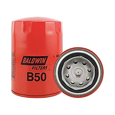 Baldwin B50 Heavy Duty Lube Spin-On Filter: Automotive