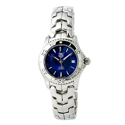Authentic New Tag Heuer Link - Tag Heuer Link quartz womens Watch WJ1312.BA0572 (Certified Pre-owned)