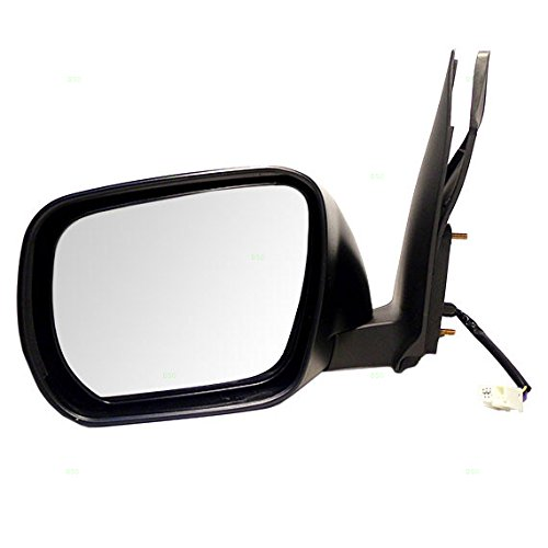 Drivers Power Side View Mirror Heated Replacement for Suzuki SUV 84702-65J40-ZJ3 -