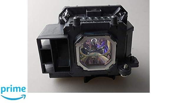 Lámpara de proyector con estructura genérica CTLAMP ...