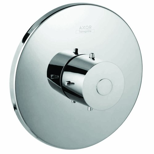 Axor 10970001 Starck Volume Control Trim in Chrome (Hansgrohe Electronic Faucet)