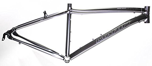 "15"" MARIN LUCAS VALLEY ALP Road Commuter Bike Frame Alloy Silver 700c NOS NEW"