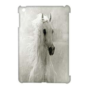 3D Case Of Horse 3D Bumper Plastic Customized Case For iPad Mini