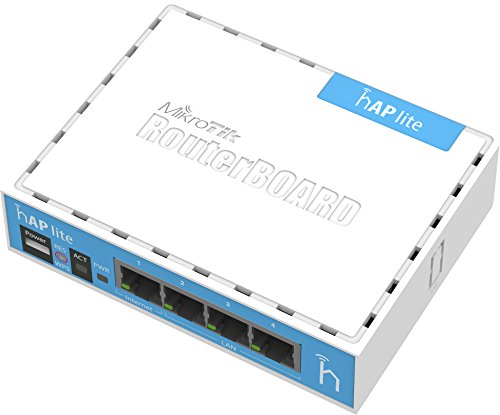 MikroTik RB941-2nD RouterBoard hAP