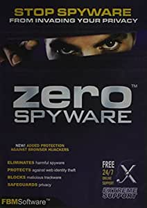 Amazon com: Zero Spyware/zero Net History DVD Case Bundle By