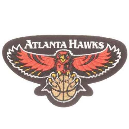 Atlanta Hawks Logo Patch
