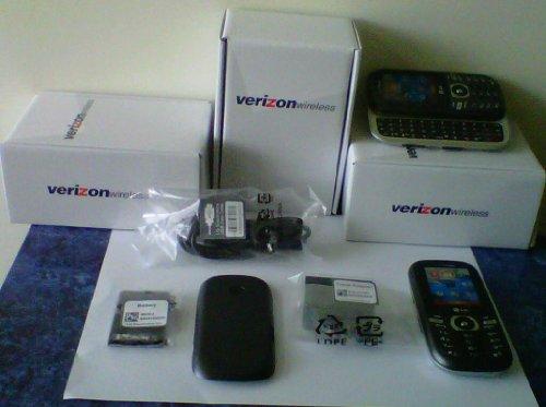 - Verizon LG Cosmos 3 VN251S QWERTY Keyboard Camera Slider Bluetooth Postpaid Cell Phone
