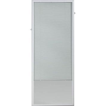 ODL BWM256601 25u0026quot;x 66u0026quot; Enclosed Blind For Flush Framed Window Patio  Door