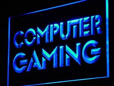 Cartel Luminoso ADV PRO i865-b Computer Gaming Internet Cafe ...
