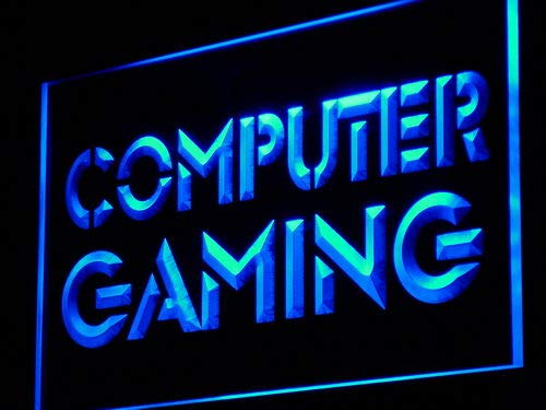 Cartel Luminoso ADV PRO i865-b Computer Gaming Internet Cafe ...