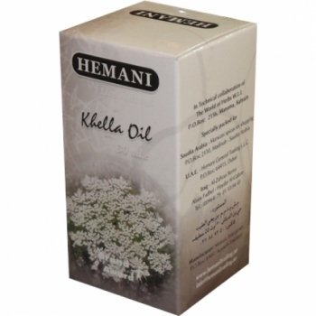 Hemani Khella Oil 30ml