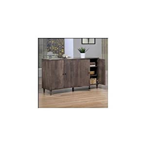 Charcoal Grey Buffet This Dining Room Furniture Features An Elegant Distressed Wood Finish Enjoy The Charm Of Antique Credenza In Your Den