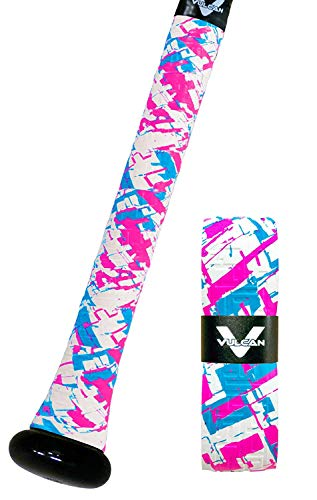Vulcan 0.50mm Bat Grip/Cotton Candy